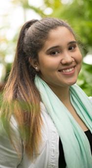 Photo of international student Dana Vera