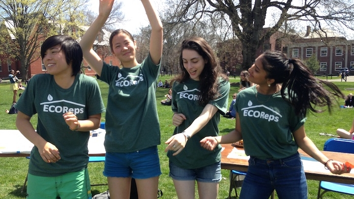 Students as ECOReps