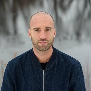 Headshot of Jake Meginsky