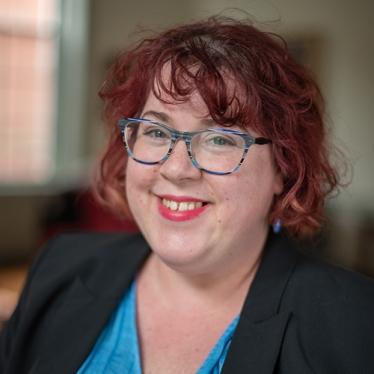 Headshot of Evangeline Heiliger