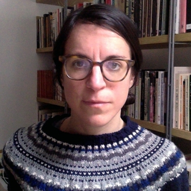Headshot of Olive Mckeon