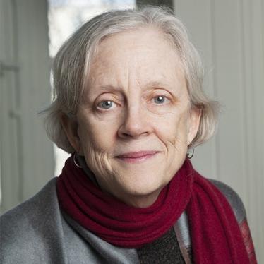 Headshot of Mary Baine Campbell