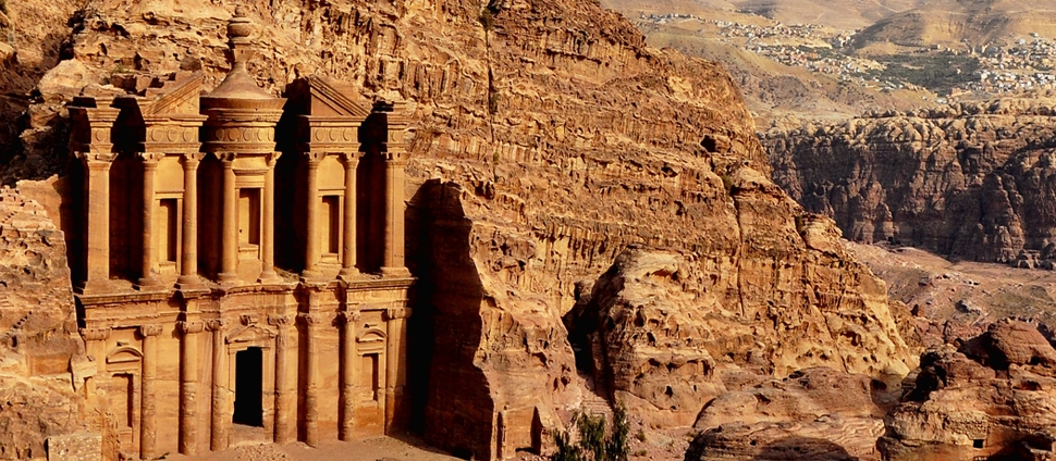 Petra Great Temple