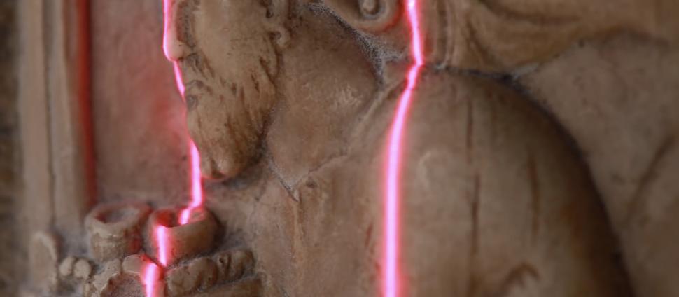 3D Scanning Artwork