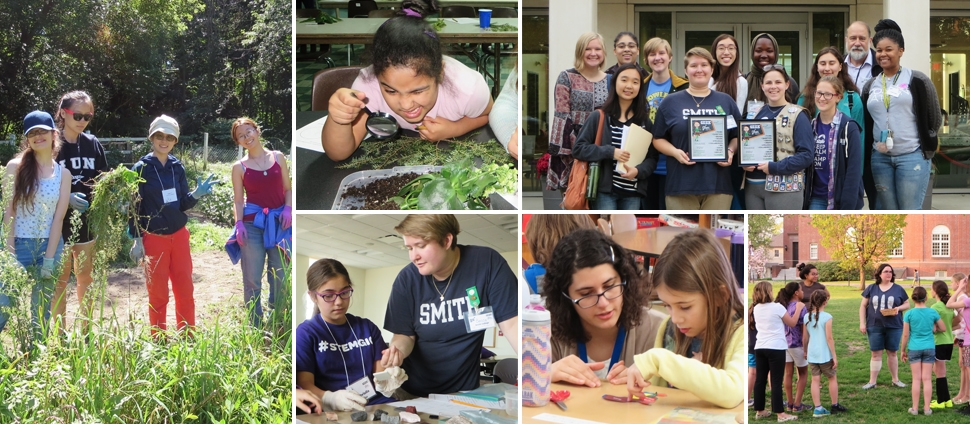 Jandon Center collage showcasing multiple programs