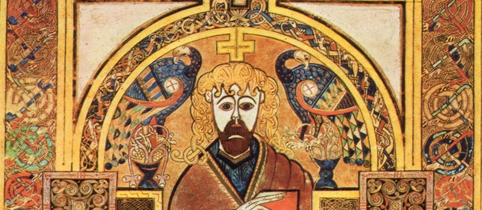 Medieval Studies: Book of Kells Illumination