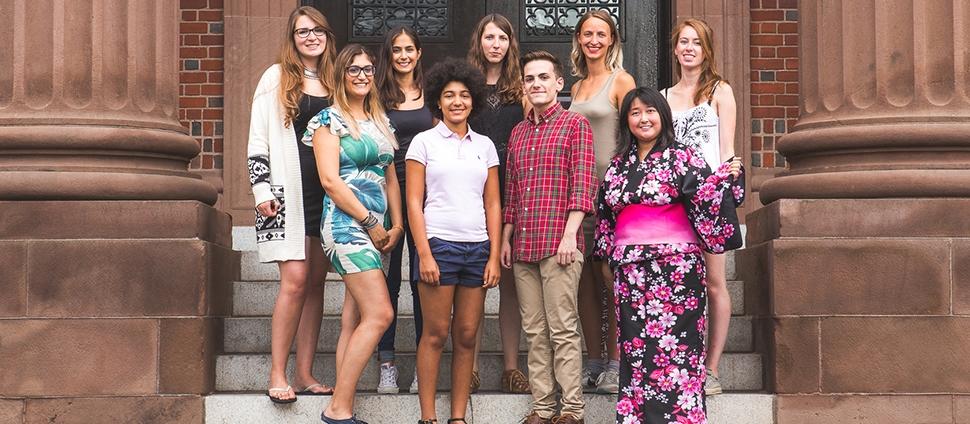 2016 Diploma Students