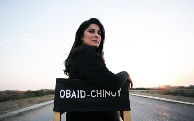 Sharmeen    Obaid-Chinoy '02