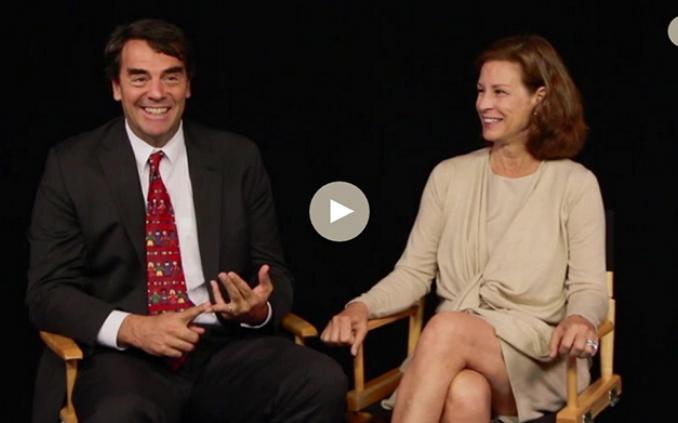 Tim & Melissa Draper interview