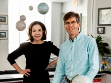 Rosetta Cohen and Lane Hall Witt