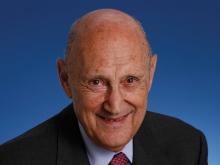 Nelson Malkiel portrait