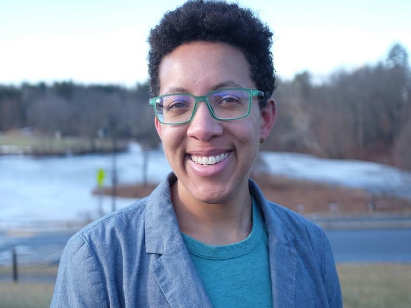 Assistant Prof. of Engineering Kristen Dorsey