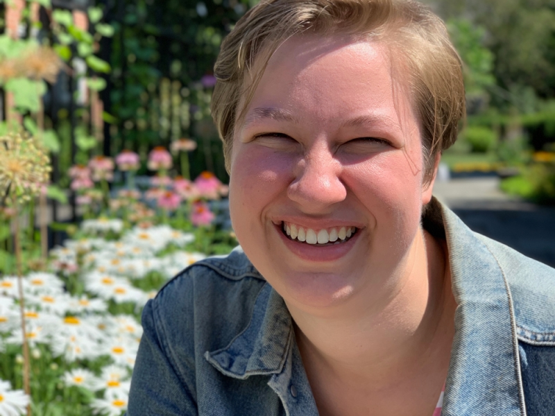 Greta Mundt '21 environmental science and policy major