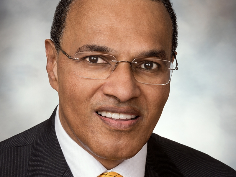 Freeman A. Hrabowski, president of the University of Maryland, Baltimore County
