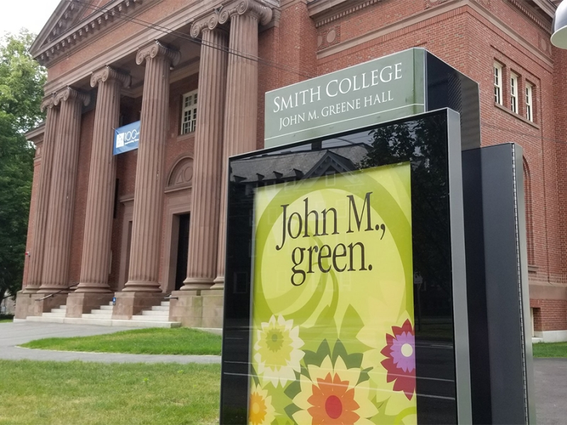 John M. Greene hall