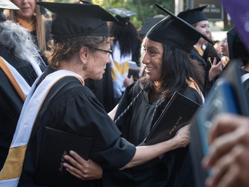 SSW graduation