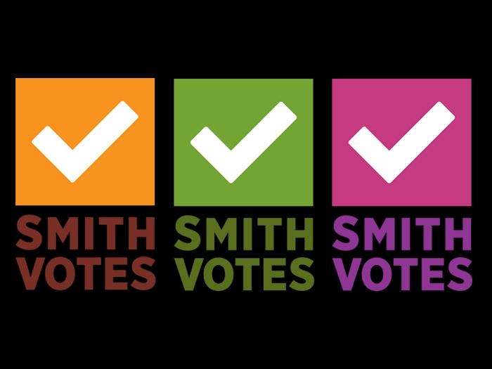 Smith Votes three boxes