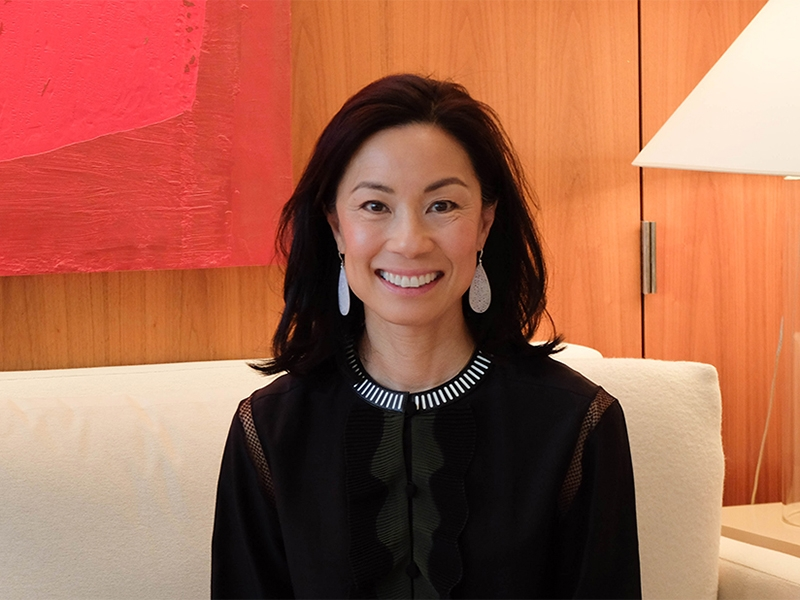 Charlotte Feng Ford '83
