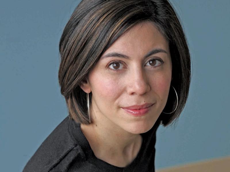 Cristina Henríquez portrait