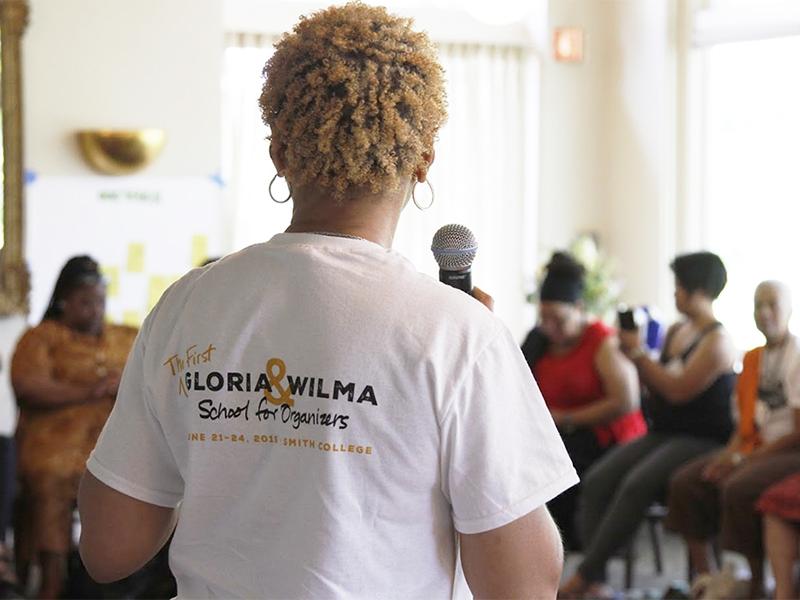 Photo from 2015 Gloria & Wilma School by Jenny Warburg