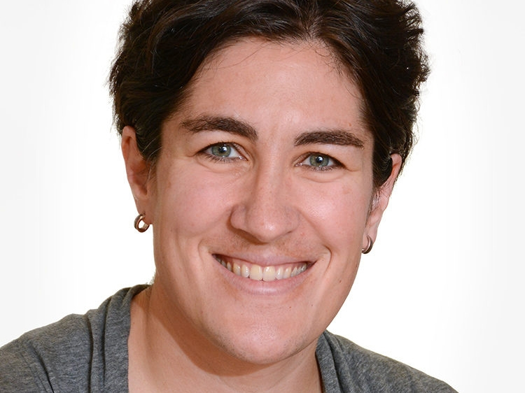 Jenny Siegle, medical director of transgender services at Boston Medical Center