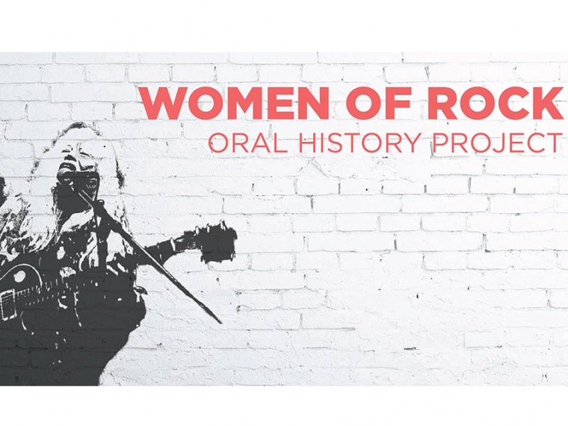 """Women of Rock"" is one of two innovative oral history projects by Smith Ada Comstock Scholars awarded Magic Grants this year."