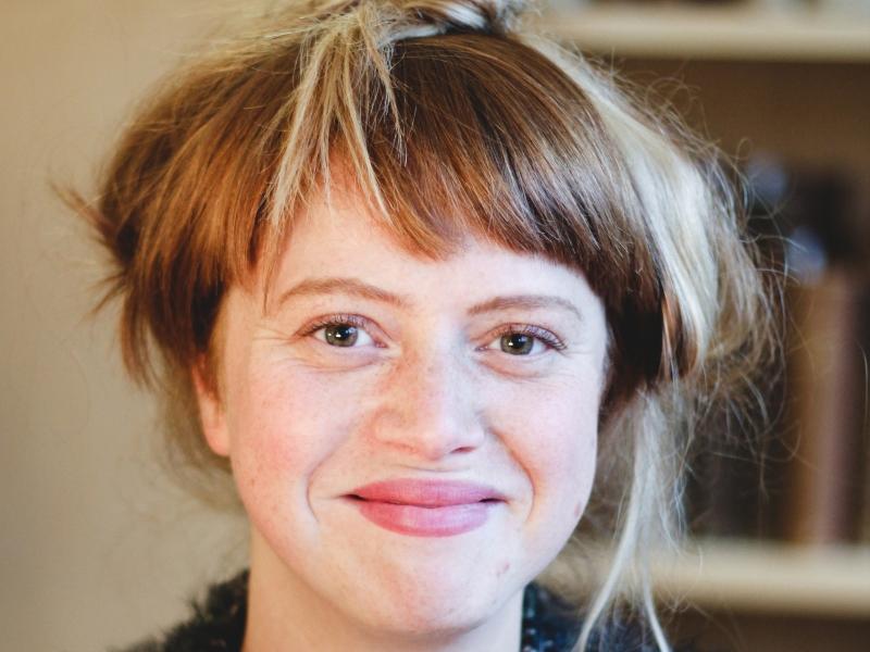 Marieke Van Der Steenhoven, class of 2007