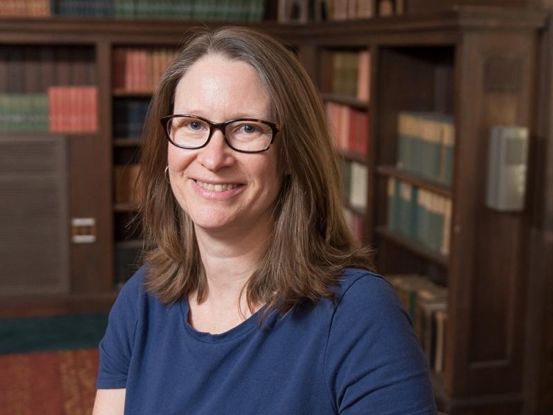 Nancy Whittier portrait
