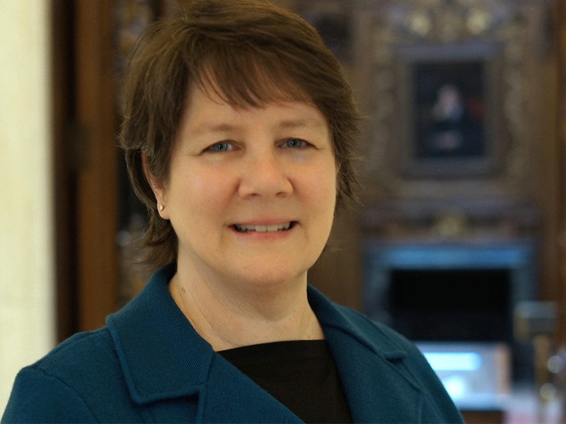 Susan Fliss, Smith's new dean of libraries
