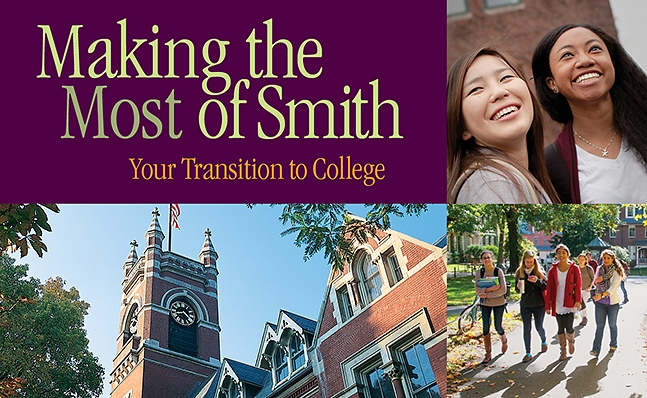 Cover Image of Making the Most of Smith Booklet