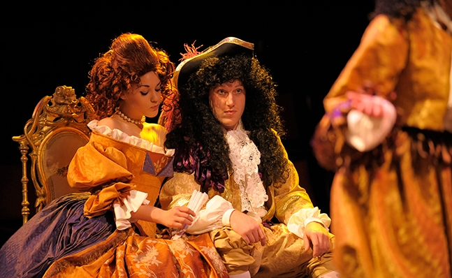 Performance of Las Meninas