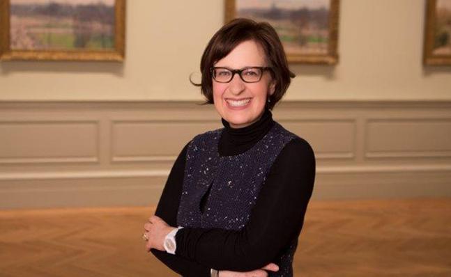 Kathryn Calley Galitz at the  Metropolitan Museum of Art