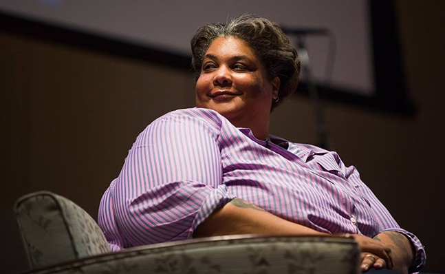 Roxane Gay at Otelia Cromwell Day