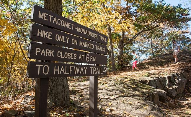 Hiking Trails Near Northampton