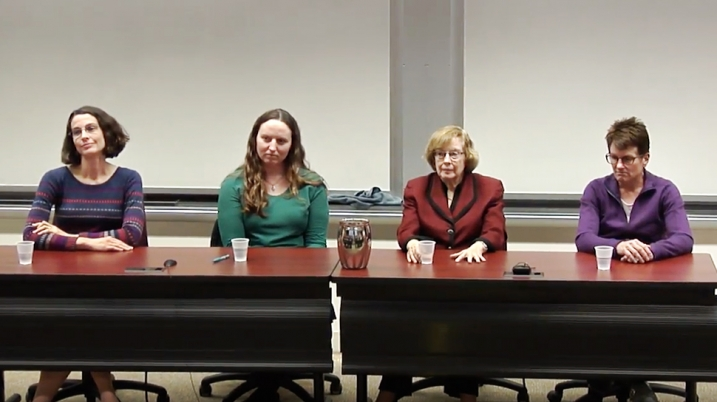 Alumnae round table panel discussion