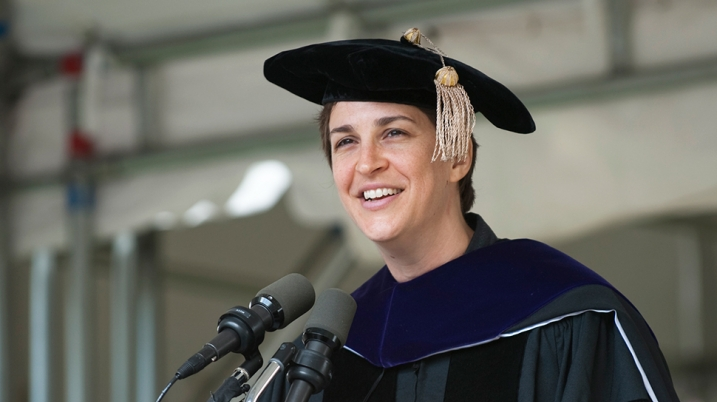 Commencement Speaker Rachel Maddow
