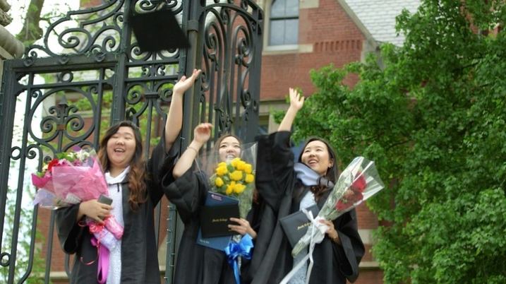 2014 Commencement Highlights