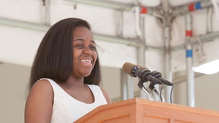Shishona Jones Ivy Day 2012