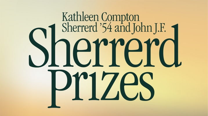 Sherrerd Prizes for Teaching