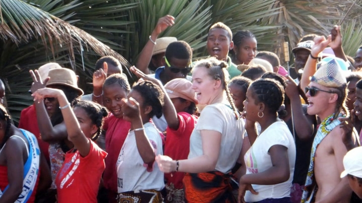 Smith Study Abroad: Claudia in Madagascar