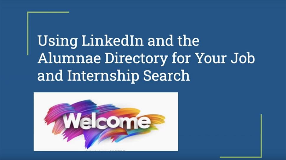 Still image of LinkedIn slide presentation