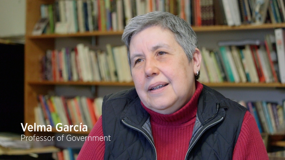 Velma Garcia video poster image