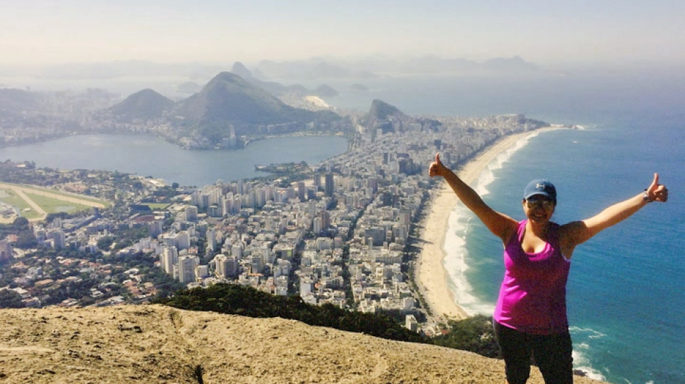 Smith Study Abroad: Lally in Brazil