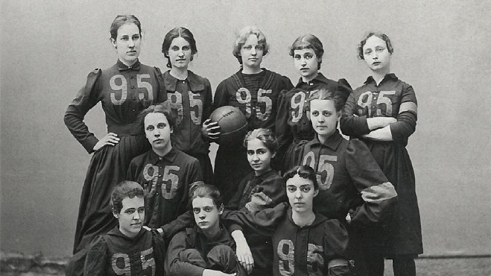 Smith Basketball 1895