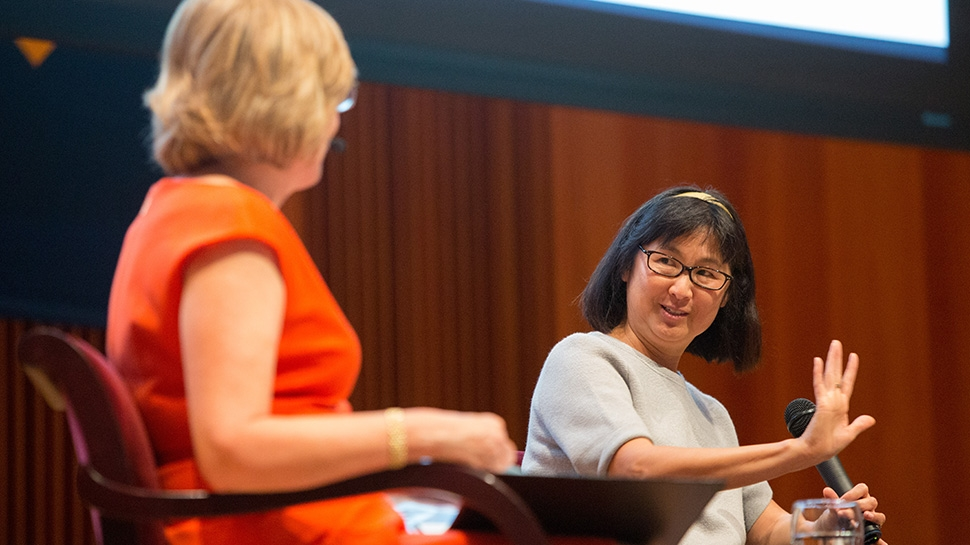A Conversation with Maya Lin