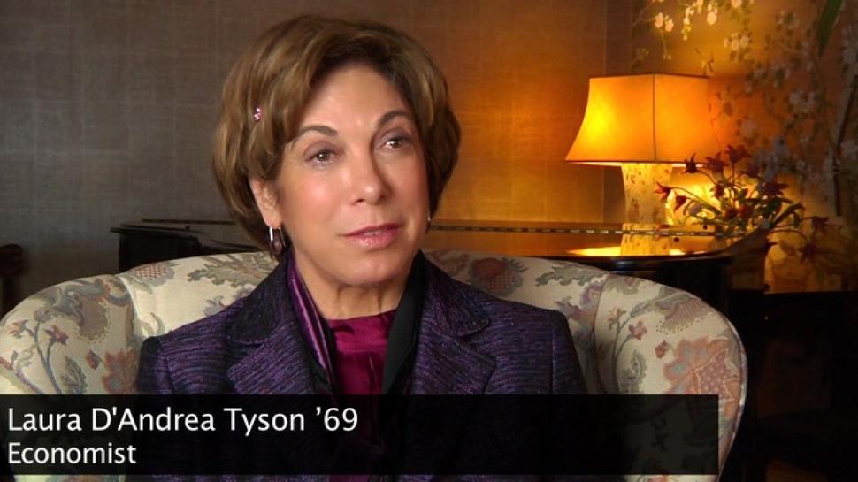 Laura Tyson