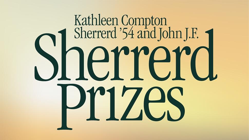 Sherrerd Prizes for Teaching