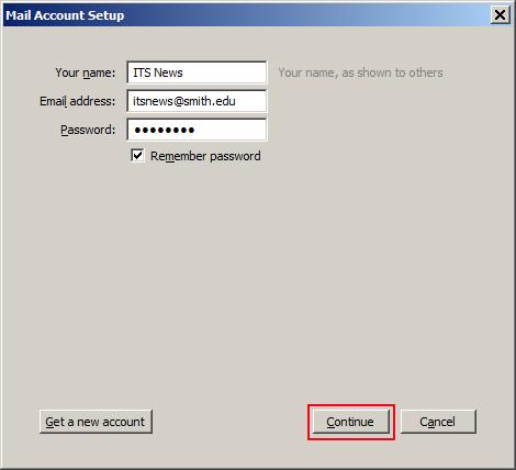 Steps to use Thunderbird to Send Bulk Email