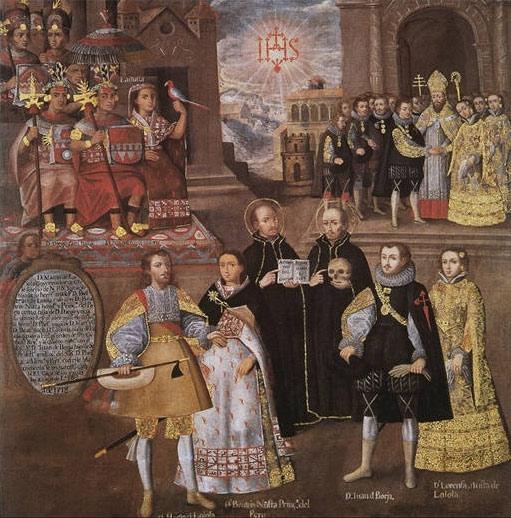 Matrimonio Catolico Peru : Imágenes del gran virreynato perú página foros