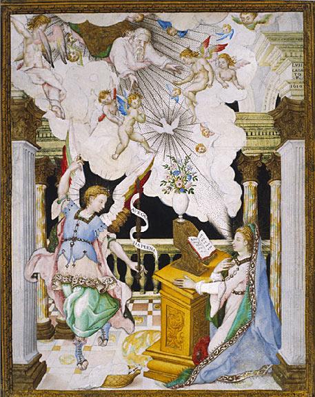 Resultado de imagen para La Anunciación
